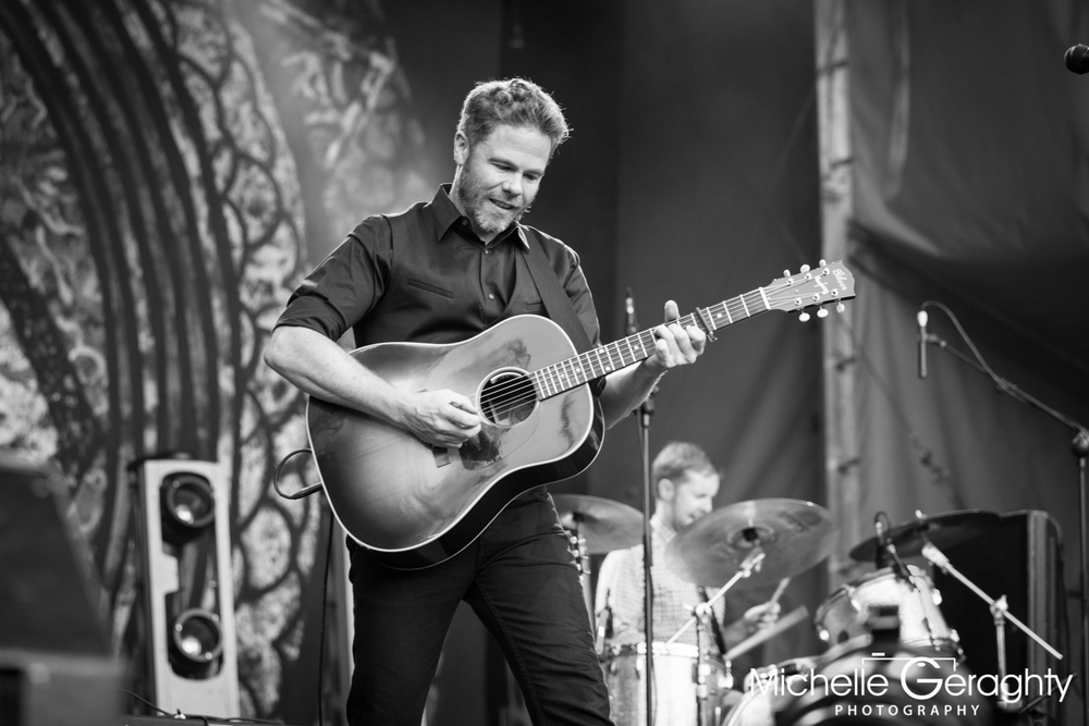 Josh Ritter at the Iveagh Gardens, Dublin