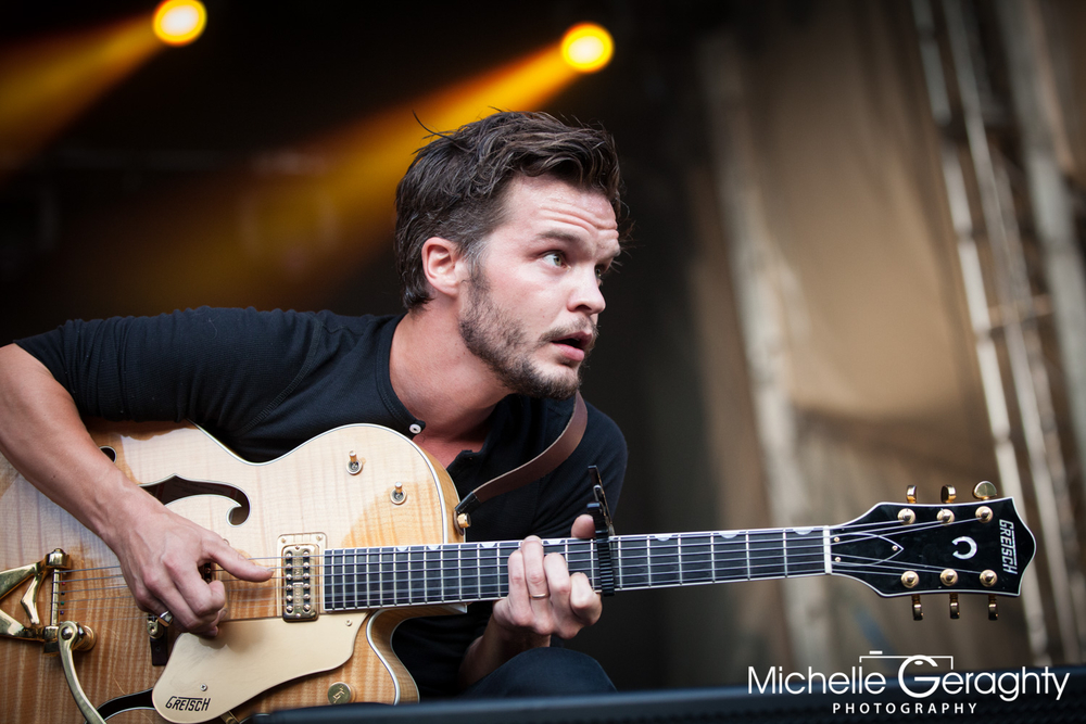 The Tallest Man on Earth at the Iveagh Gardens, Dublin