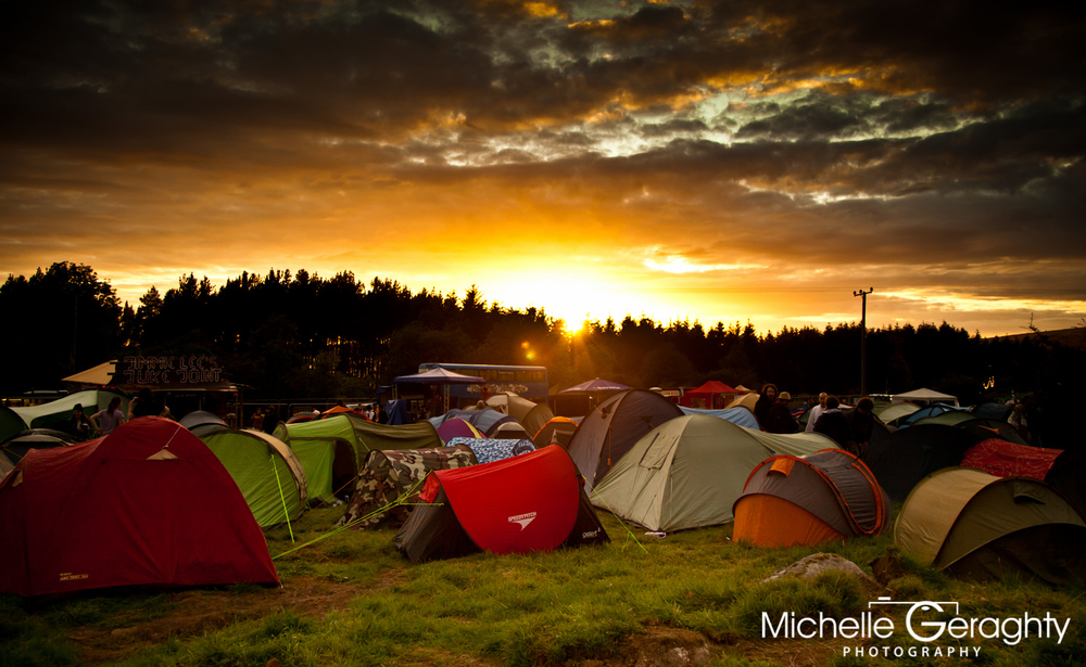 KnockanStockan Music & Arts Festival, Blessington, Co. Wicklow