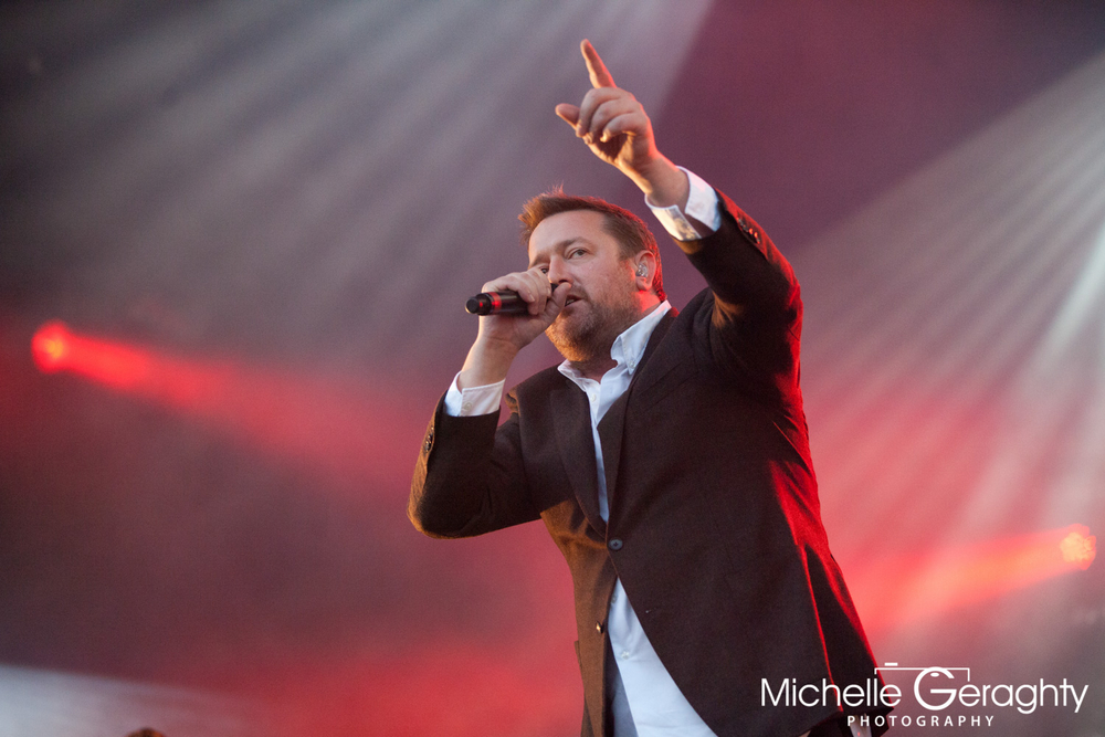 Elbow at Electric Picnic