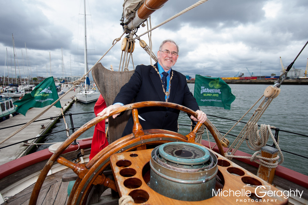 Sailing International Ireland's 'Gathering' Launch