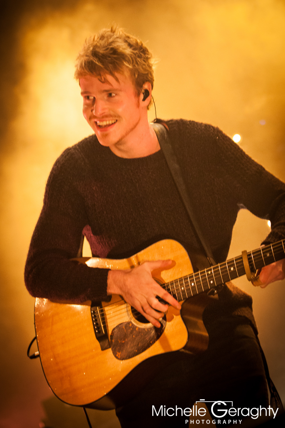 Kodaline at the Olympia Theatre, Dublin