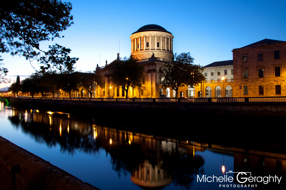 The Four Courts, Dublin, Ireland