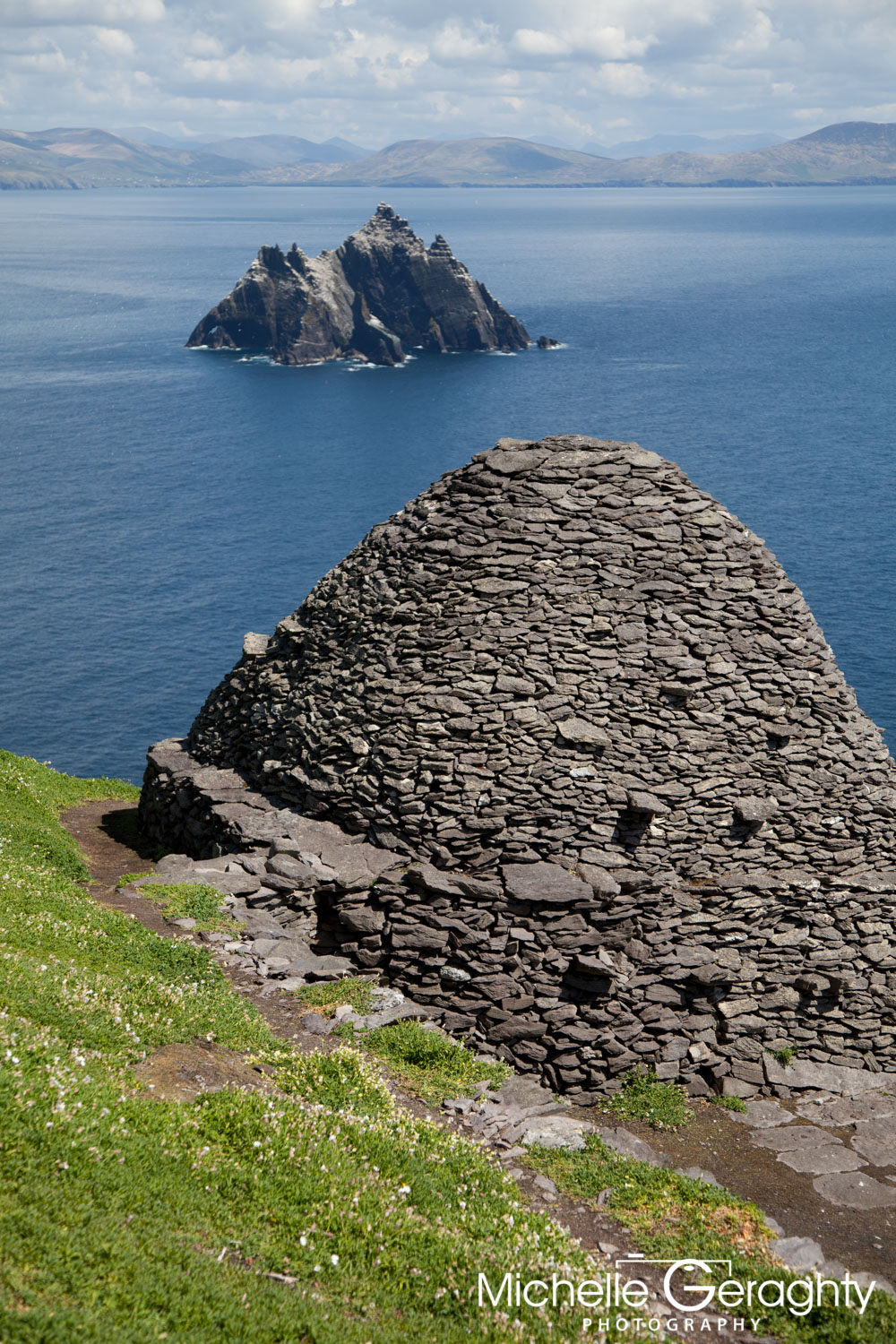 The Skellig Islands, Co. Kerry, Ireland