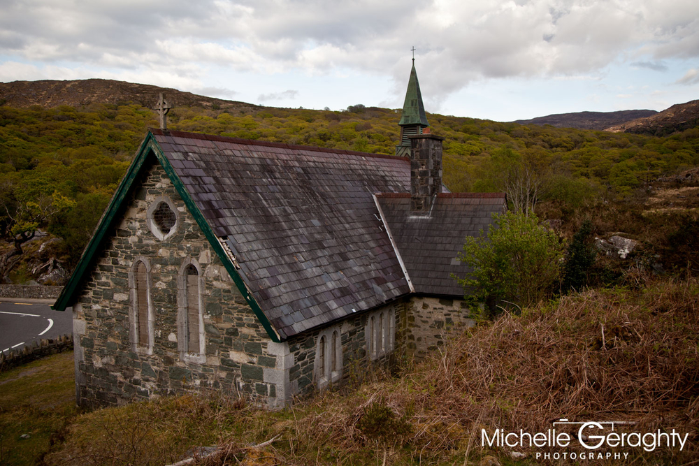 Village Church, Co. Kerry, Ireland