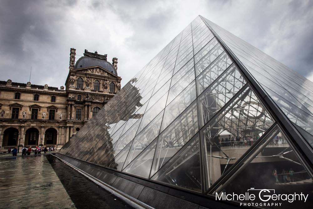 La Louvre, Paris, France