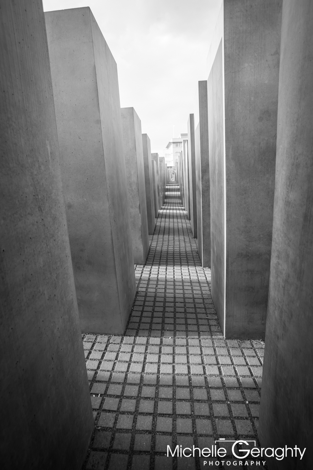'Memorial to the Murdered Jews of Europe', Berlin, Germany
