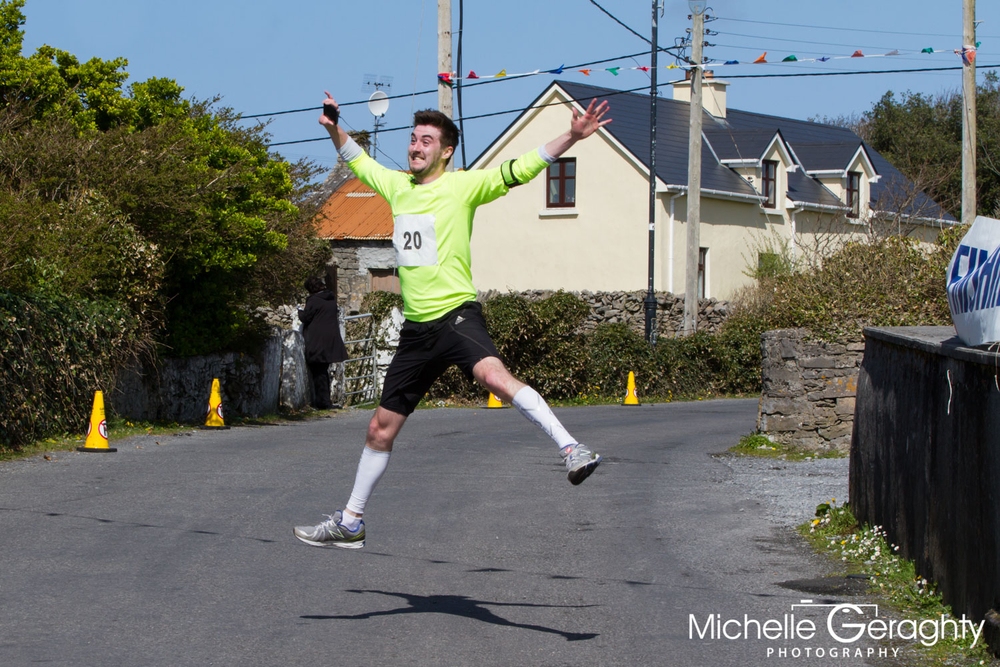 Aran Islands Half Marathon in aid of Temple Street Children's Hospital