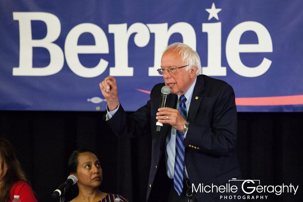 Bernie Sanders Town Hall - Palo Alto, CA - June 2016