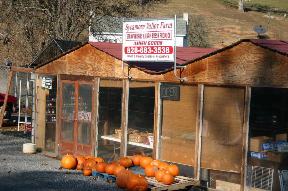 Sycamore Valley Farm Store