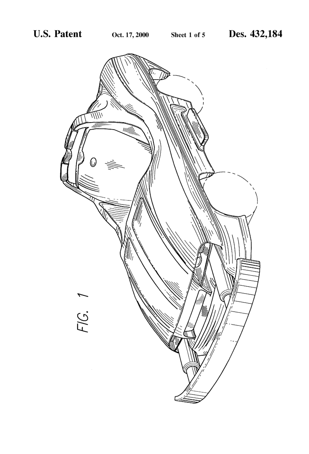 Amusement Car Patent Illustration from  Google Patents.