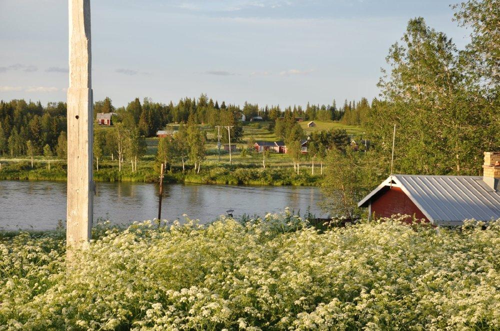 Lainio river