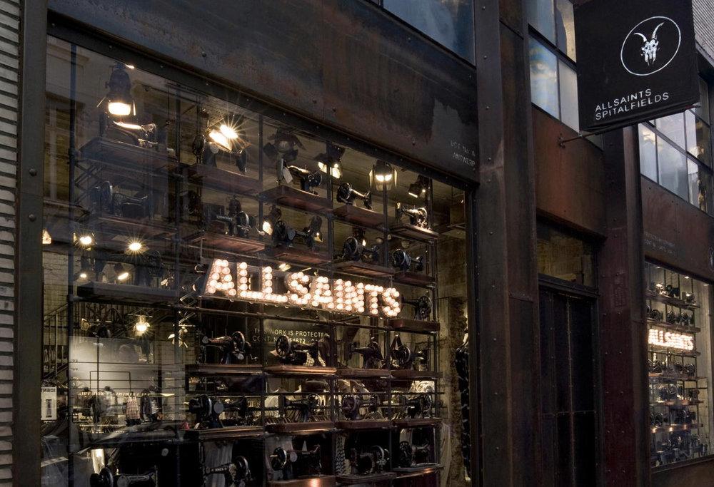 View Allsaints Showcase