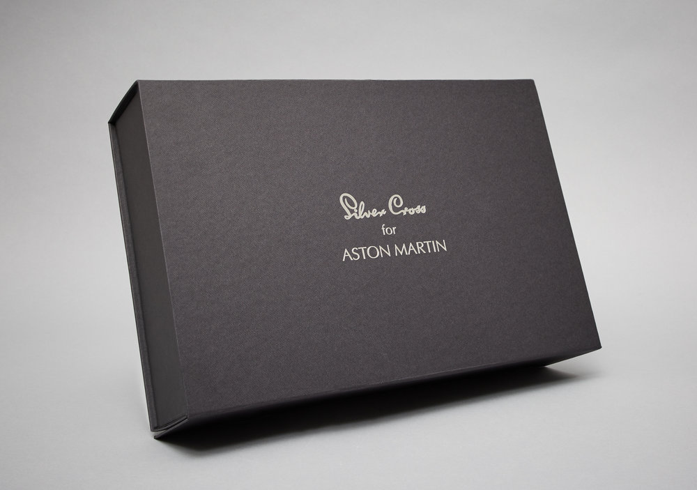 Aston Martin Packaging
