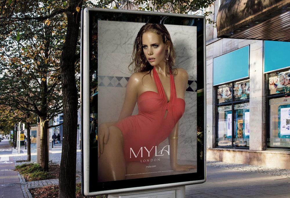Myla Swimwear