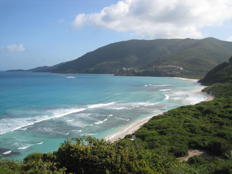 (photo: Joe Calkins) British Virgin Islands, Virgin Gorda, Savannah Beach