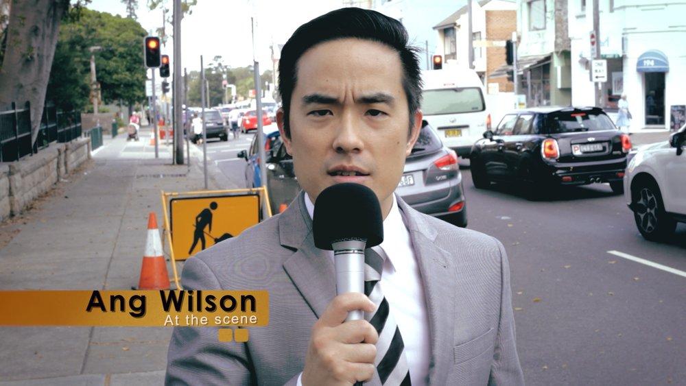 Ang Wilson