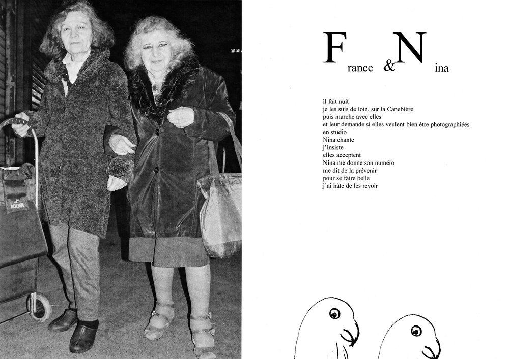 France & Nina