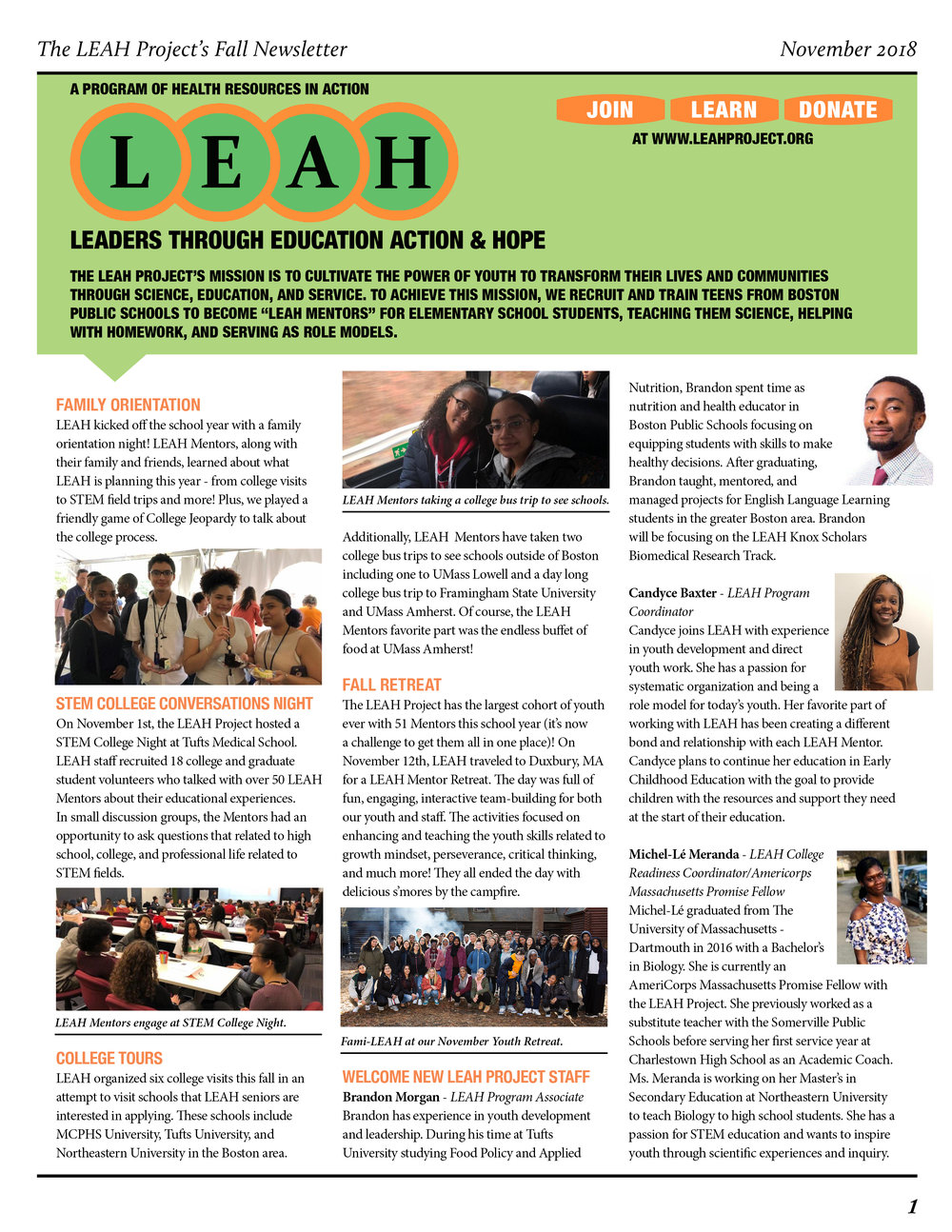 LEAH Newsletter Fall 2018.jpg