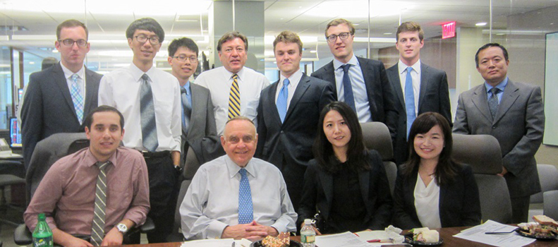 Meeting with Mr. Leon Cooperman