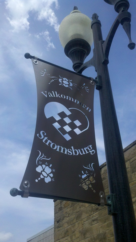 Stromsburg Sign