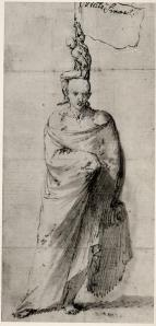 Jose Ribera, Man in a Toga. The Metropolitan Museum.