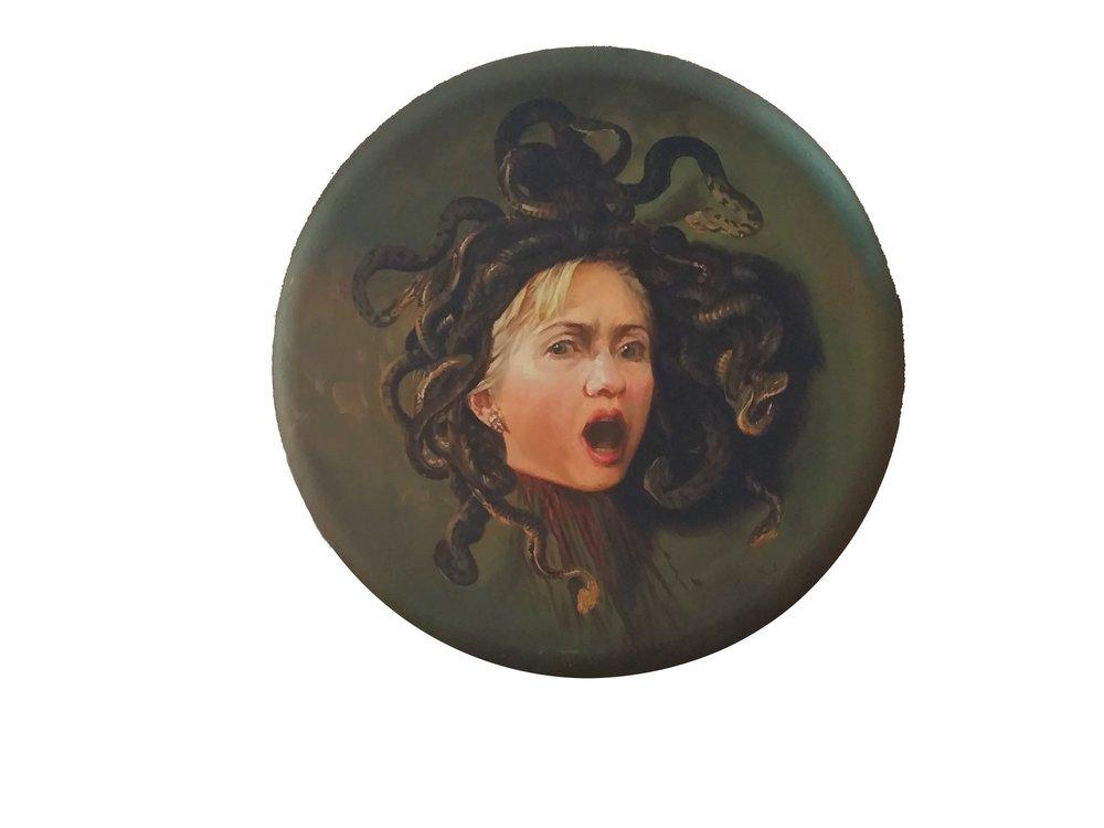 Fu Xu – Medusa