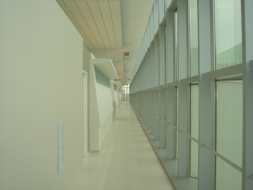 Bronx  Hall of Justice.Corridor.JPG