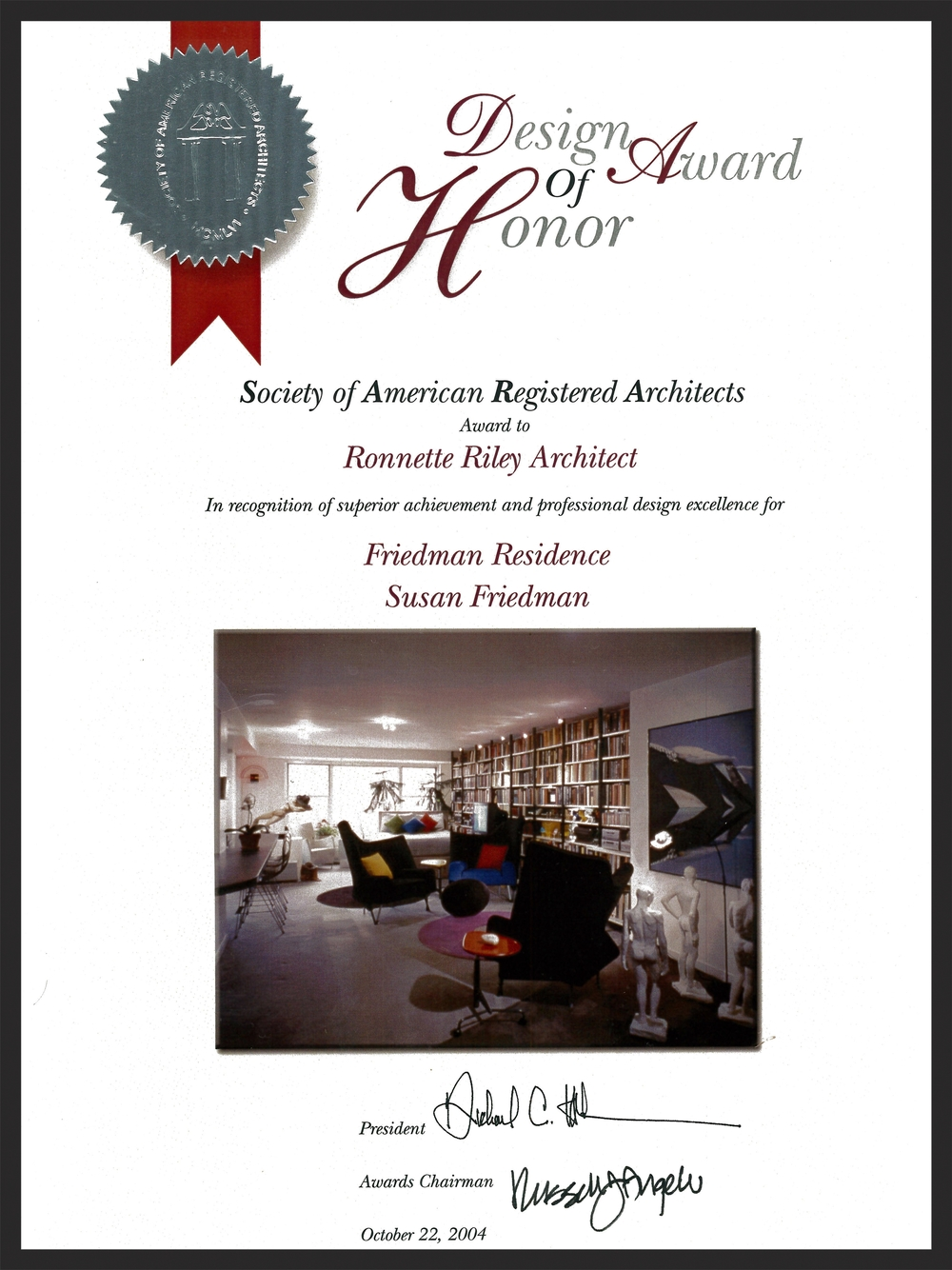 Friedman Residence - SARA Honor Award.jpg