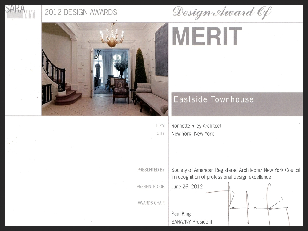 Eastside Townhouse - SARA Merit Award.jpg
