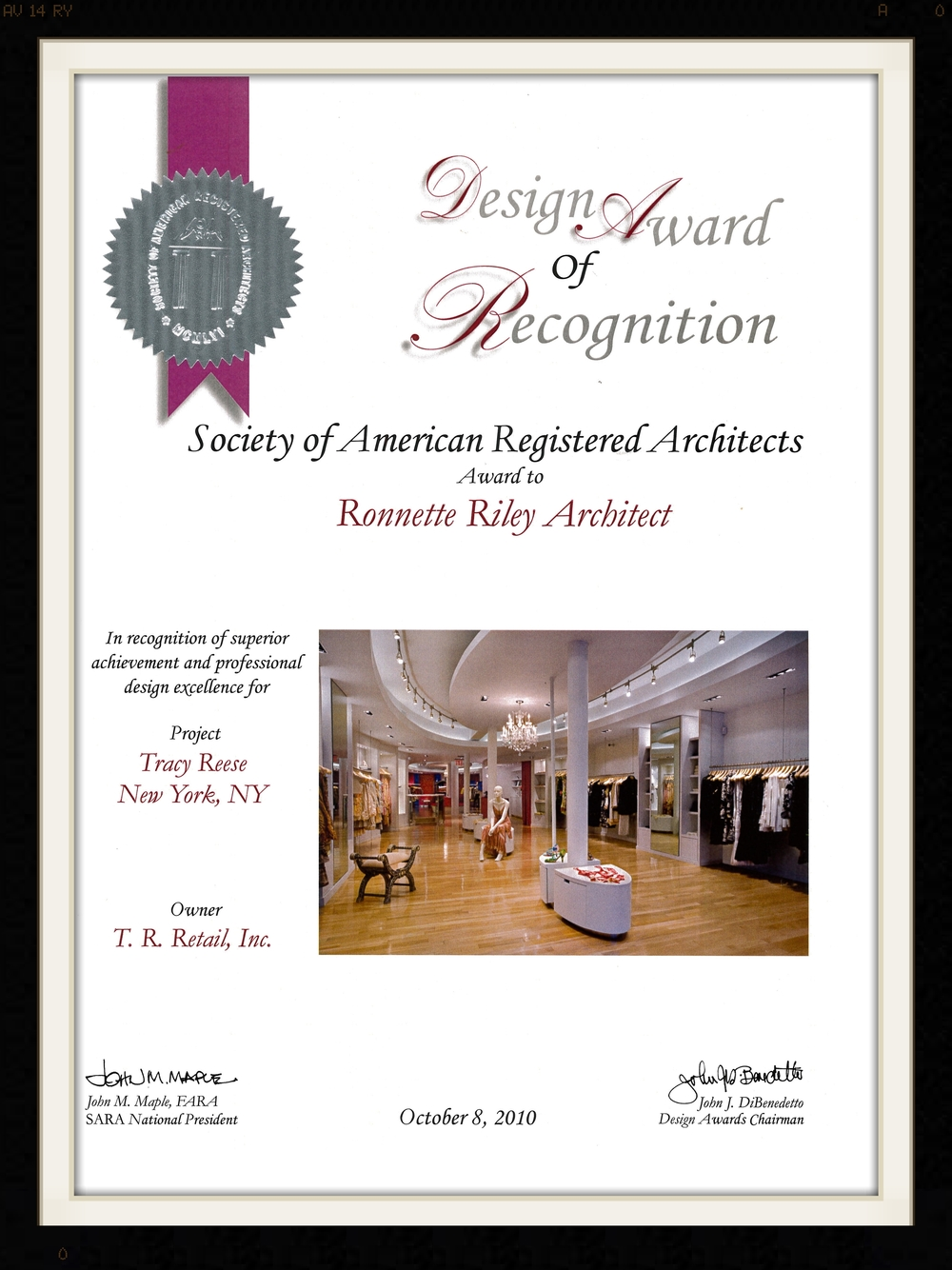 Tracy Reese - SARA Recognition Award.jpg