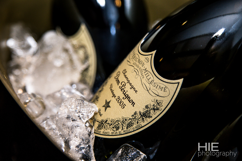 Champagne on Ice at Sotheby's