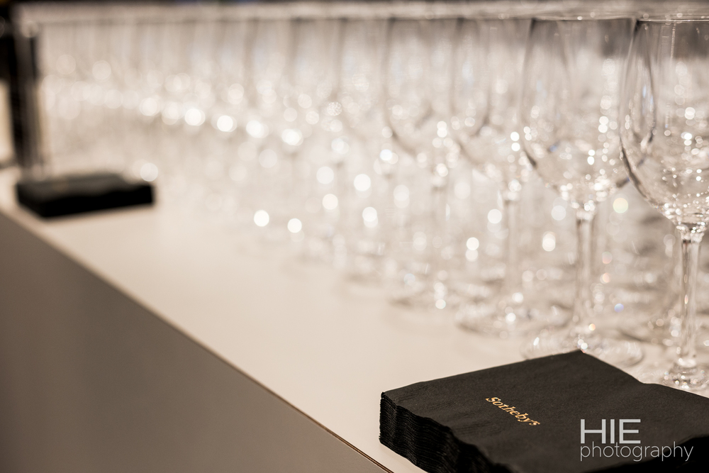 Cocktail Event at Sotheby's