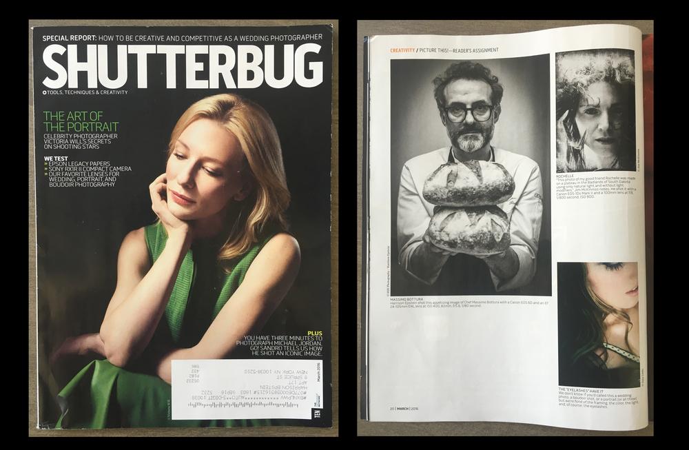 Shutterbug Magazine, March 2016