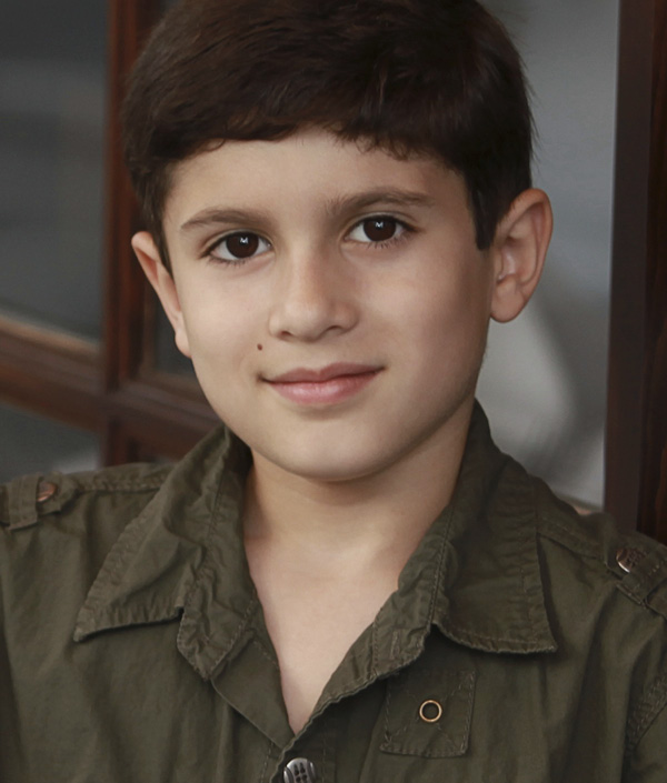 Lewis Grosso as The Little Boy