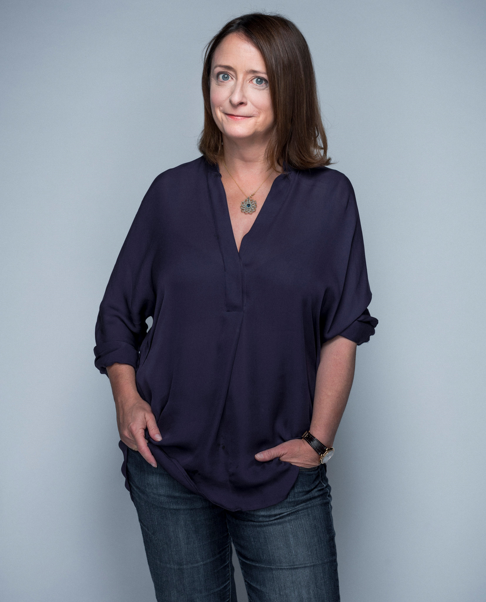 RACHEL DRATCH as Patricia Fodor