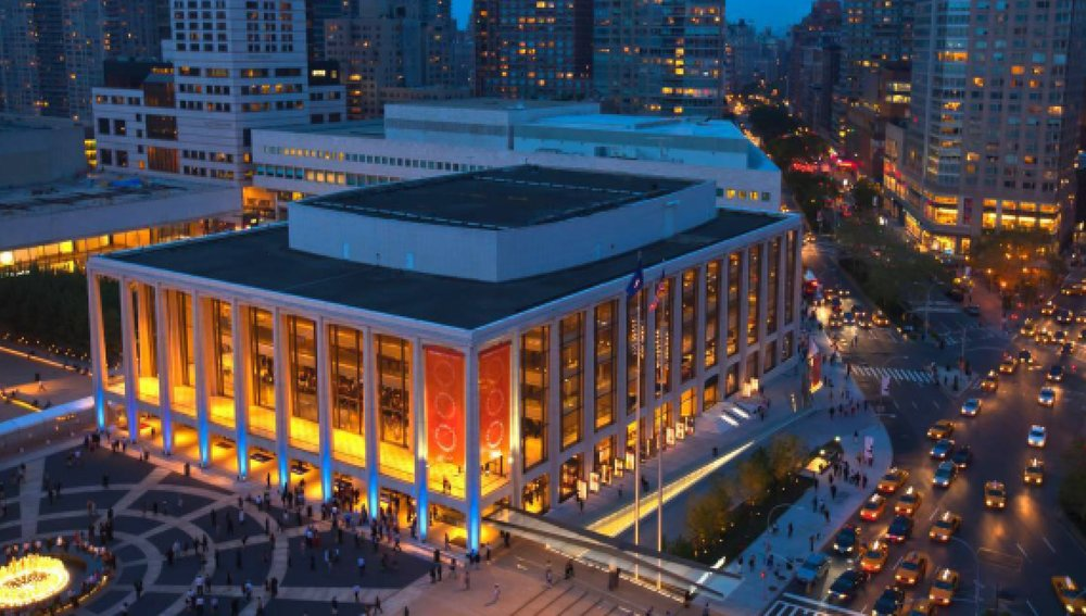 DAVID GEFFEN HALL, LINCOLN CENTER