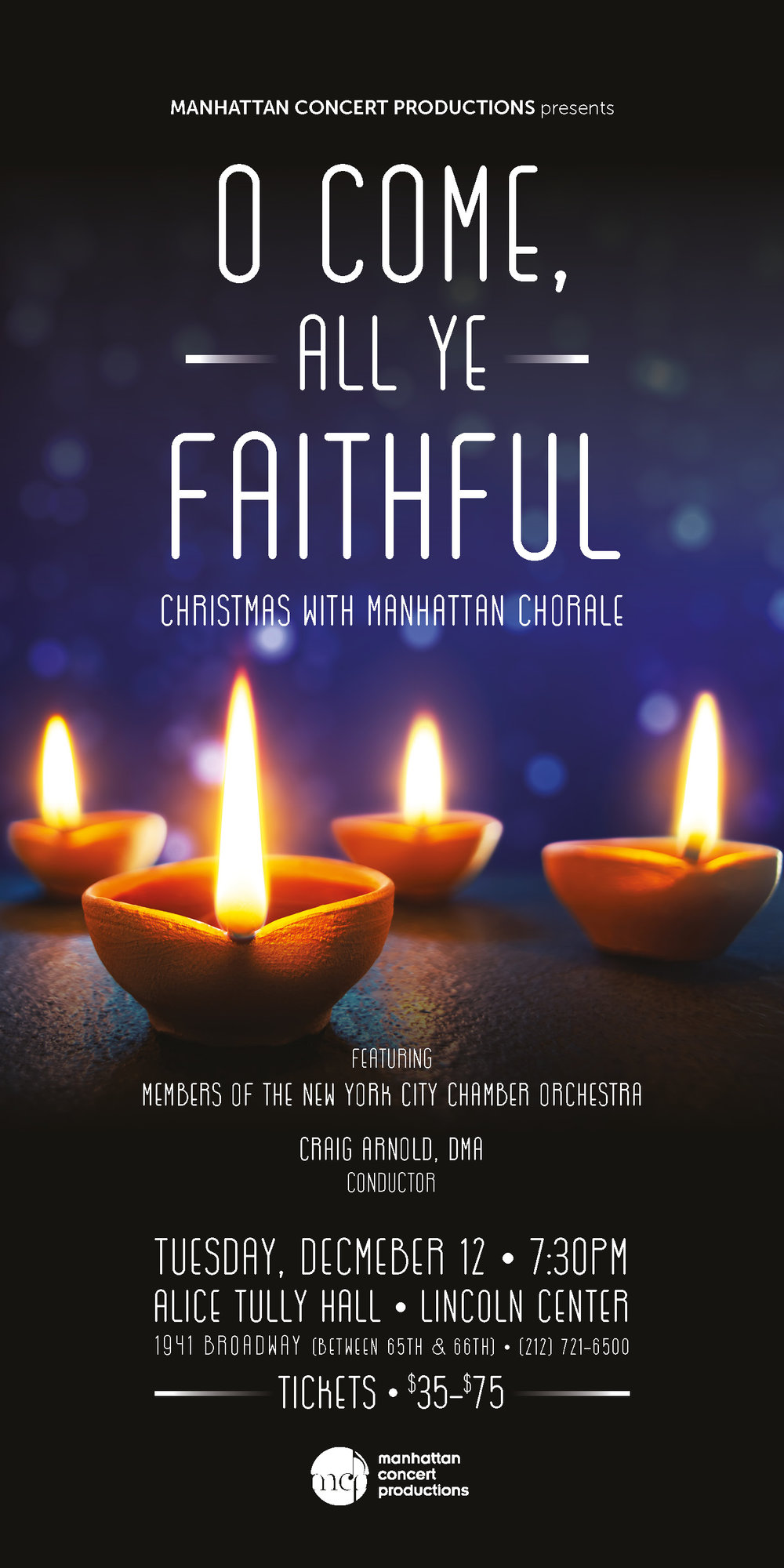 MCP MCP O Come All Ye Faithful Poster 40x80in.jpg