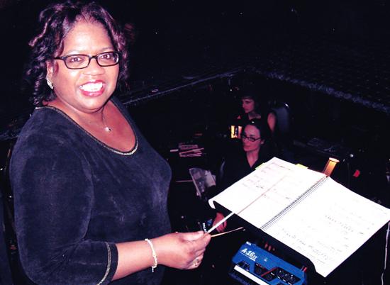 Sheilah Walker  Music Director