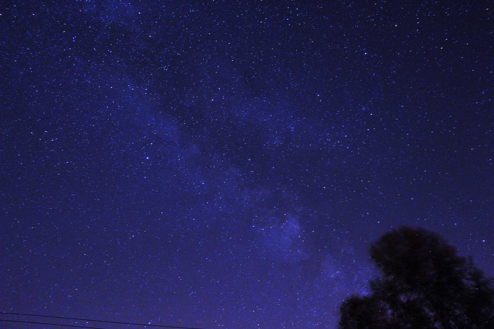 The magical moment I captured the Milky Way...