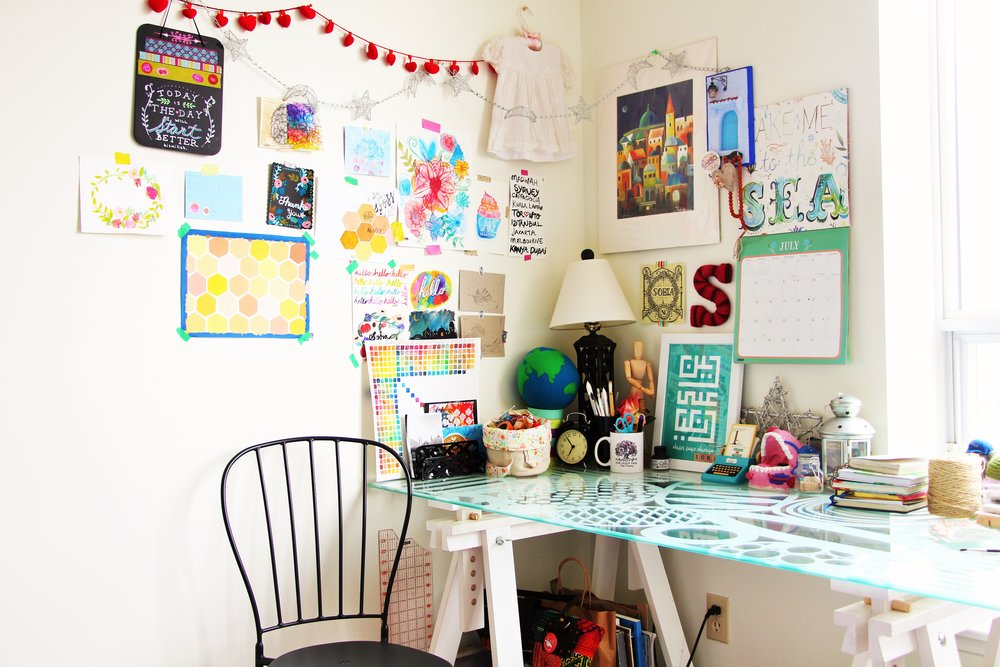 Sobia's Workspace