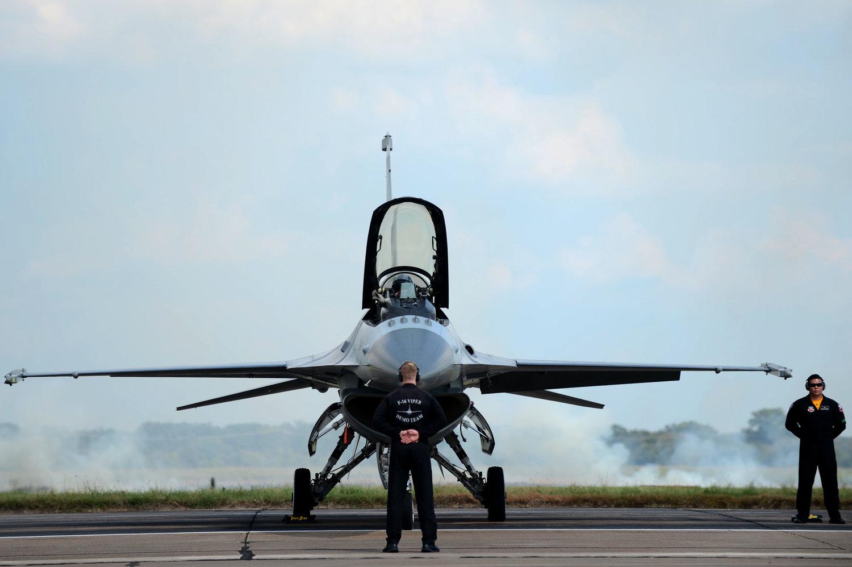 F-16 — News — Airshow News