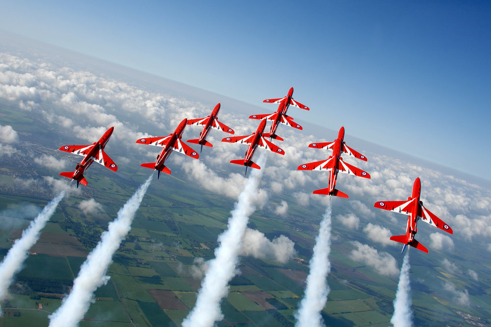 The_Red_Arrows_display_over_RAF_Scampton_MOD_45147902.jpg
