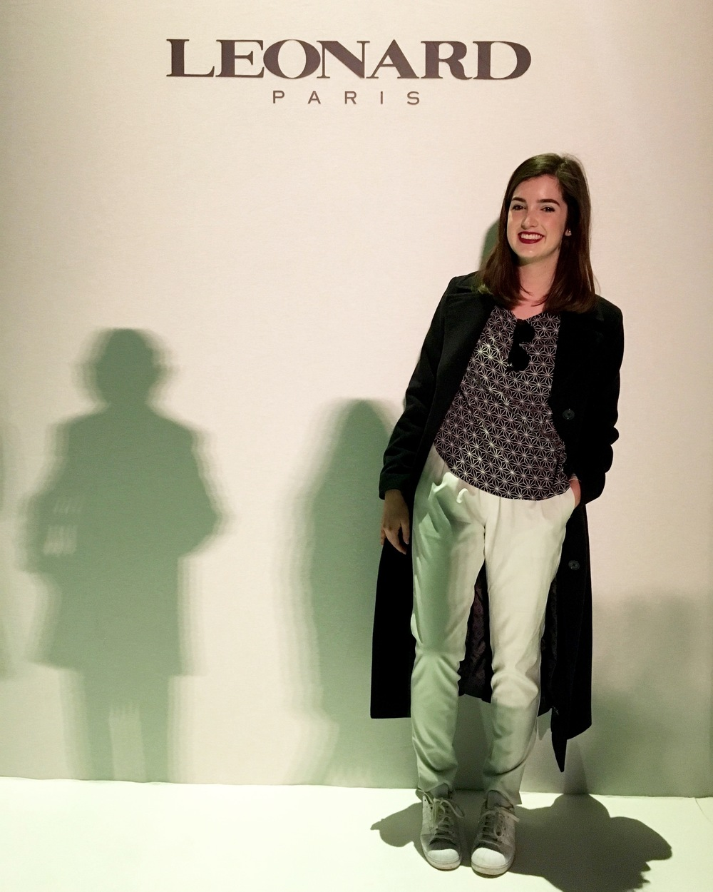 Outside photos taken inside and out of John Galliano, Inside at Leonard Paris. Amazing experiences all around! xx