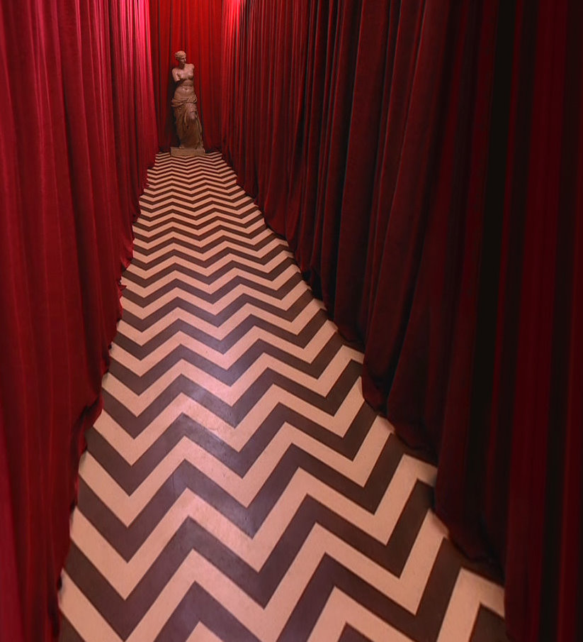 Twin Peaks, Lynch y Mark Frost