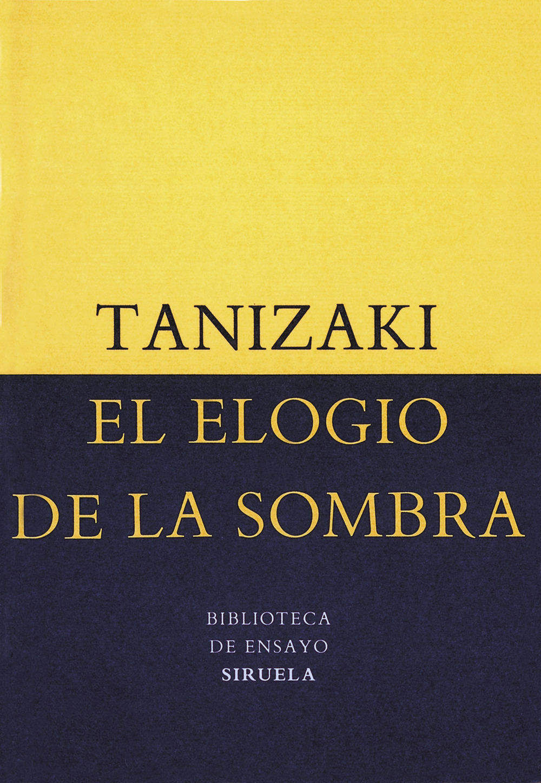 El Elogio de la Sombra,Tanizaki