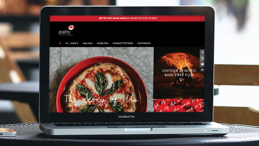 PIATTO PIZZERIA  - A partnership fuelled by love and pizza. Creating real food, real connections, and real memories.
