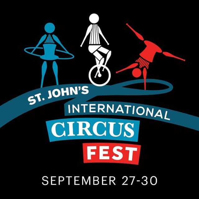 St. John's International Circus Fest has started! We are so proud to be part of such an amazing production with such talented people! Good luck to all the performers and panellists. Last night's Patinoire, 7 Fingers show was Unreal. We can't wait to check out the rest of the shows!