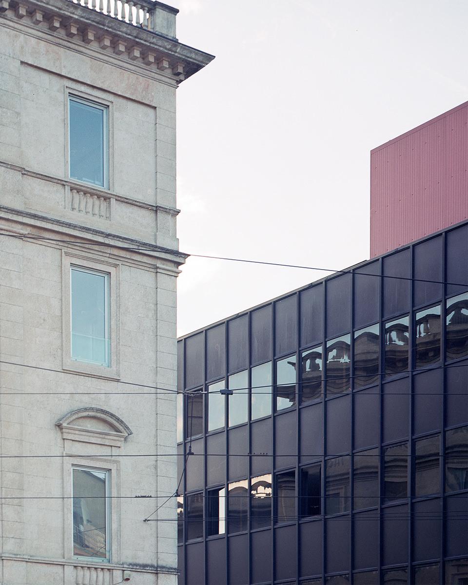 antitesi, paesaggi urbani in trasformazione