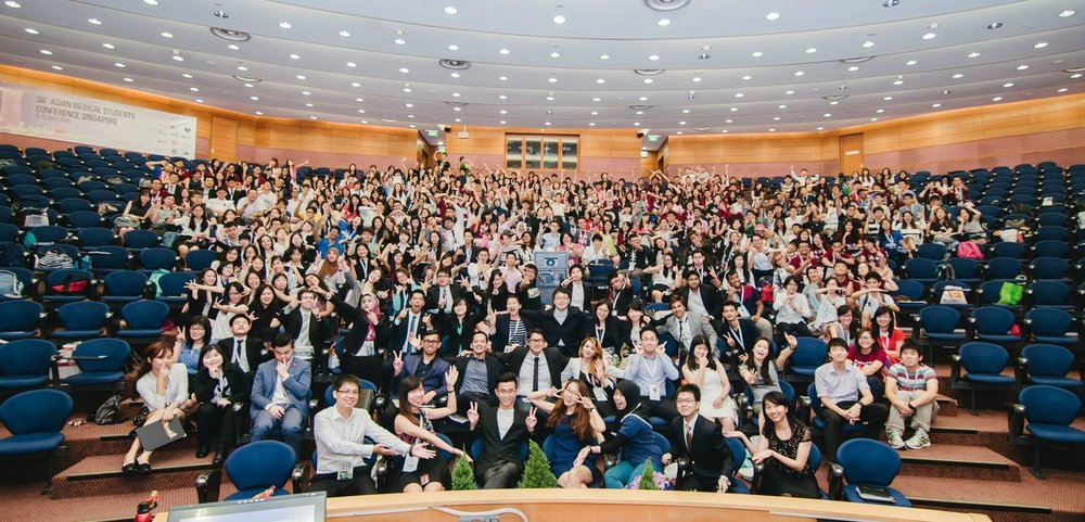 Asian medical students conference